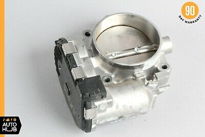 01-06 Mercedes W220 S500 CL500 E500 5.0L Engine Throttle Body 1131410125 OEM