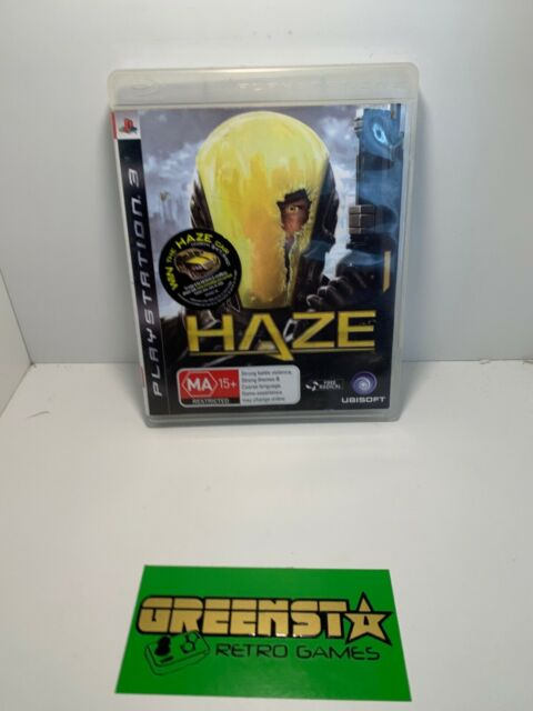 HAZE for Playstation 3 (Pal) 🇦🇺 Seller Free And Fast Postage