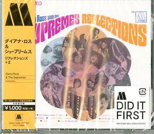 DIANA-ROSS-amp-THE-SUPREMES-REFLECTIONS-JAPAN-CD-Ltd-Ed-B63