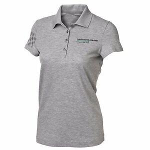 Mercedes AMG Petronas Damen Polo Shirt  Gr. S