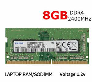 8GB-1x8GB-DDR4-PC4-19200-PC4-2400T-2400-MHz-Laptop-SODIMM-RAM-Memory-Upgrade