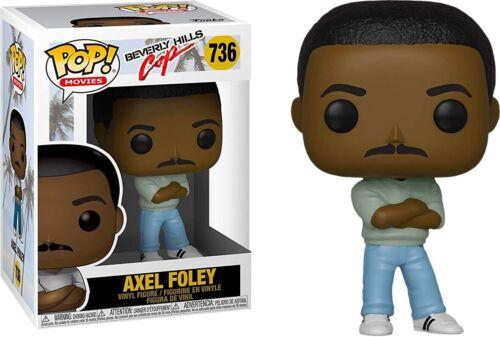 AXEL FOLEY FUNKO POP BEVERLY HILLS COP VINYL FIGURE #736