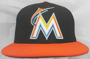 Miami-Marlins-MLB-New-Era-59fifty-7-amp-1-8-fitted-cap-hat