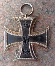 original  Orden  Eisernes Kreuz II Klasse  1914 nicht markiert