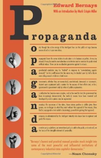 Bernays, Edward L./ Miller,...-Propaganda BOOK NEW