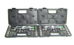 80pc-Tap-and-Die-Set-40pc-Metric-and-40pc-SAE-Thread-Renewing-Tools-re-thread