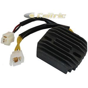 regulator rectifier fits suzuki sv650 sv 650 1999 2000 2001 motorcycle ebay. Black Bedroom Furniture Sets. Home Design Ideas