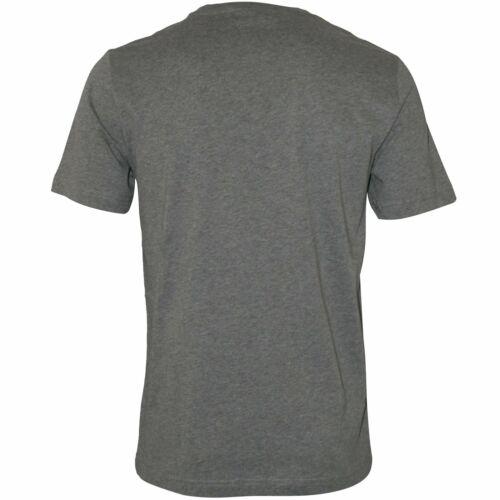 Grey shirt Logo T Girocollo Klein Heather Uomo Calvin Mid 6qA0AOxw