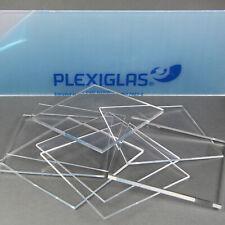 6mm PLEXIGLAS® XT Acrylglas Zuschnitt transparent//klar Plattenstärke 3mm 4mm