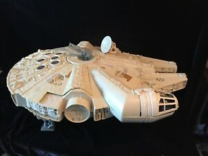 Kenner-Star-Wars-MILLENIUM-FALCON-1979-working-034-siren-034-incomplete-Vintage