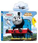 Thomas Looks Up by REV W Awdry, Billy Wrecks (Board book)