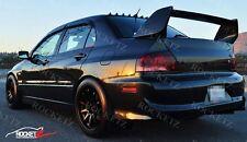 02-07 Mitsubishi Lancer EVO VIII 8 Style Trunk Spoiler Rear Wing CANADA USA JDM