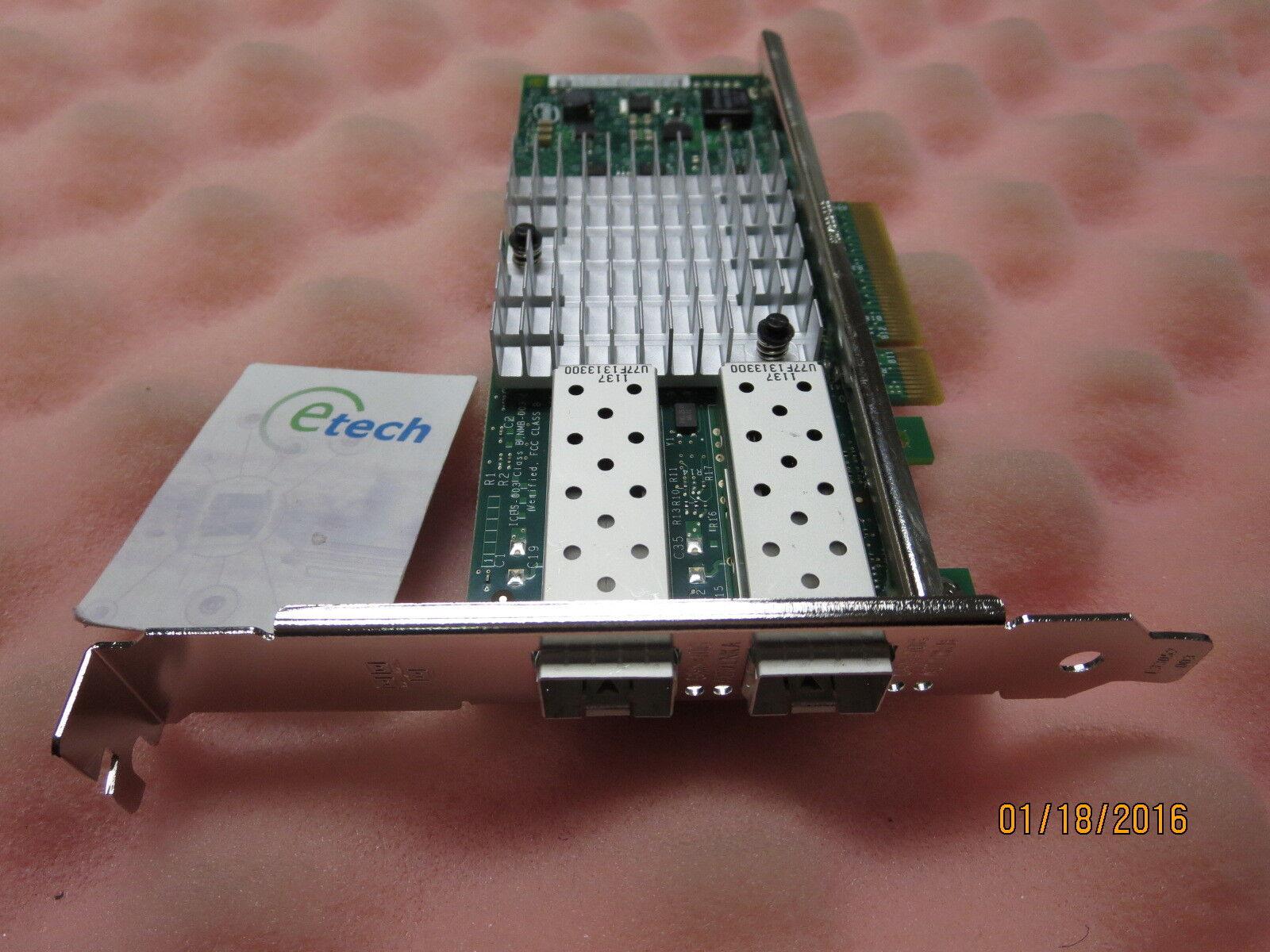 49Y7960 / 49Y7962 - Intel X520-DA2 Dual Port 10GbE SFP+ Adapter for IBM System x