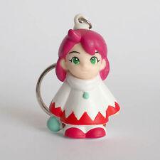 Rare Banpresto Final Fantasy Chocobo Figure Keychain Key chain White Mage Shirma