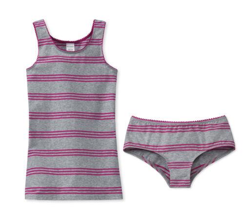 mutande Pants Slip Ragazza Nuovo Schiesser Set Set Sotto Camicia Top