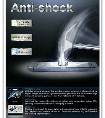 ADPO Anti shock/hammer screen protector/film for LG G Pad 7.0 G Pad 7.0 LTE AT&T
