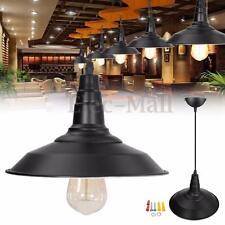 Vintage Ceiling Lamp Chandelier Lighting Kitchen Bar Fixture Pendant Light E27