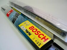 Pair Bosch AeroTwin Retrofit Flat Wiper Blades - VW Type 25 T25 Camper Caravelle
