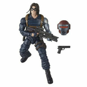 Marvel-Legends-Black-Widow-Series-Winter-Soldier-6-Inch-Action-Figure-with-BAF