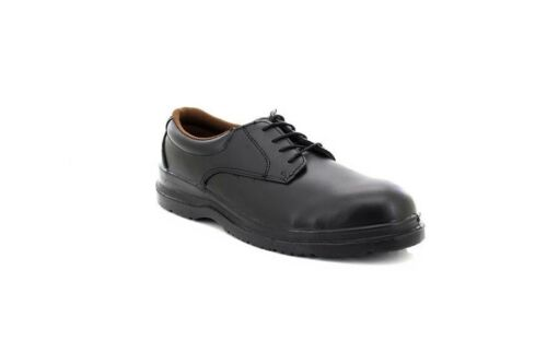 Grafters Plain Safety Uniform Chaussures Managers M774 Gibson qqx6w1Tz