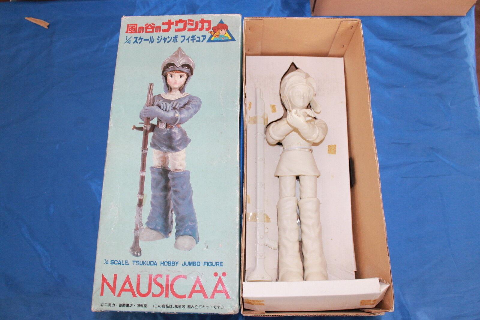 Model Kit 1/4 NAUSICAA JUMBO FIGURE Tsukuda Ghibli ORIGINAL JAPAN