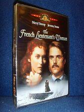 The French Lieutenants Woman (DVD, UA/AFI O-Ring)