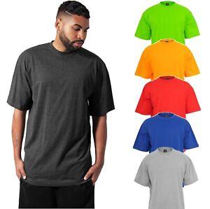 URBAN-CLASSICS-Herren-Tall-Tee-T-Shirt-Oversize-Ubergroessen-Lang-Big-Size-M-6XL
