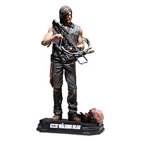 Daryl Dixon Collectible Action Figure Mcfarlane Toys The Walking Dead Tv 7 Inch