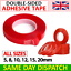 miniature 1 - DOUBLE SIDED TAPE, SUPER STRONG ADHESIVE, HEAVY DUTY MOUNTING TAPE 3M CLEAR ROLL