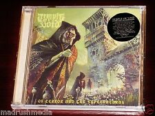 Temple Of Void: Of Terror And The Supernatural CD 2015 Shadow Kingdom SKR105 NEW
