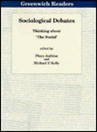 """Sociological Debates : Thinking about """"The Social"""" Paperback Floya Anthias"""