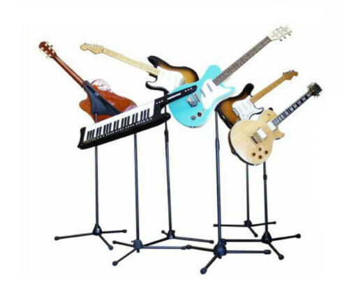 Mbrace Guitar holder BLACK Tripod mic stand NOT included List Price $110.00