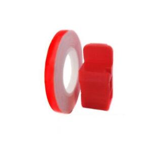 Rosso Strisce Adesive Per Cerchi Compatibili Con Honda Crosstourer