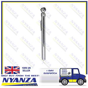 Tyre-Pressure-Gauge-Pencil-Type-10-100-psi-Pocket-Clip-Car-Van-Truck-Bike