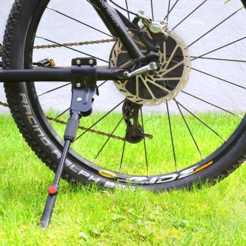 """MTB Fahrrad Seitenständer Fahrradständer 27 26 28 29/""""Zoll Hinterbauständer Bike"""