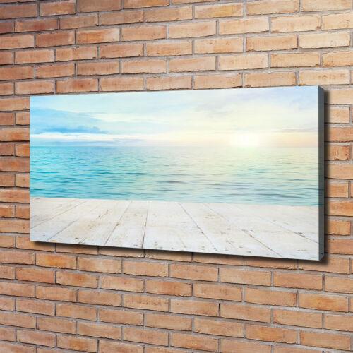 Leinwandbild Kunst-Druck 120x60 Bilder Landschaften Meer