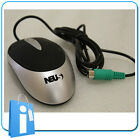 Lote 10 x Raton Optico PS2 Negro Plata Nuevo NEUS - lot optical mouse ratones