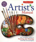 Collins Artist's Manual by HarperCollins Publishers (Hardback, 1995)