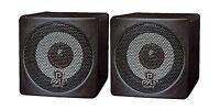 Pyle Home Pcb3bk 3-inch 100-watt Mini Cube Bookshelf Speakers -... Free Shipping