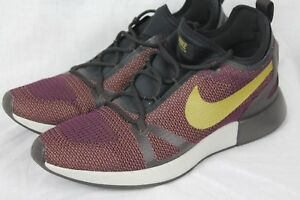 5e266142aa32 Nike Duel Racer Mens Bordeaux Desert Moss Running Shoes 918228-601 ...