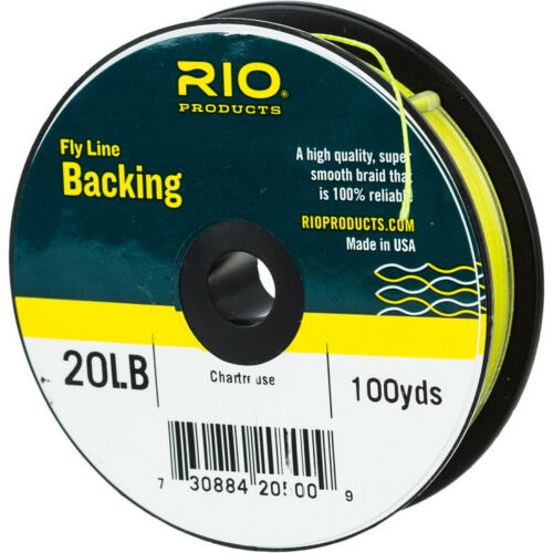 Rio Fly Line Backing-Dacron