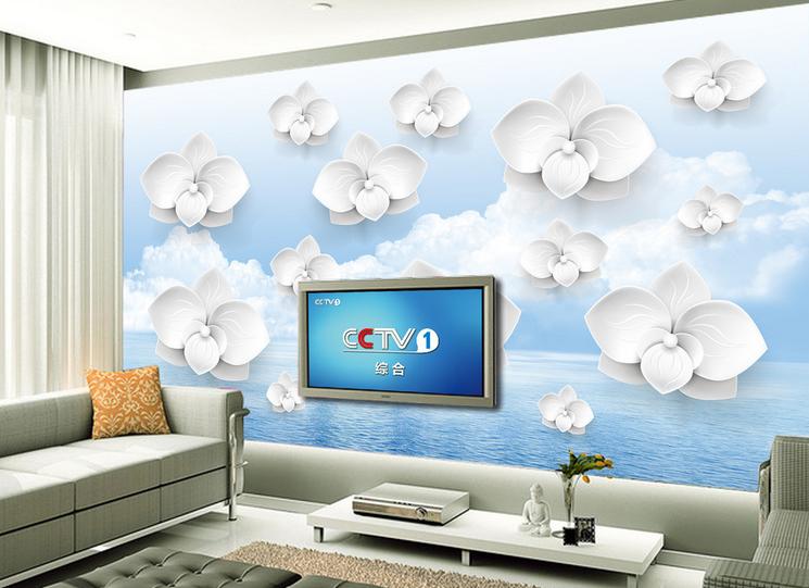 3D Einfarbig Blütenblätter 85 Tapete Wandgemälde Tapete Tapeten Bild Familie DE