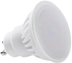 10x Kanlux Pro GU10 Light Bulb Lamp LED High Lumen 7W Daylight White 6500K