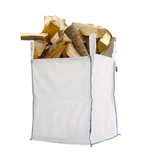 Abfallsack 90x90x110 1000kg mit Schürze Entsorgung 5x BIG BAG Gartenbag Holz