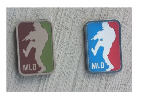 Morale Patch Special Ops Gear MAJOR LEAGUE DOORKICKER Full Color PVC