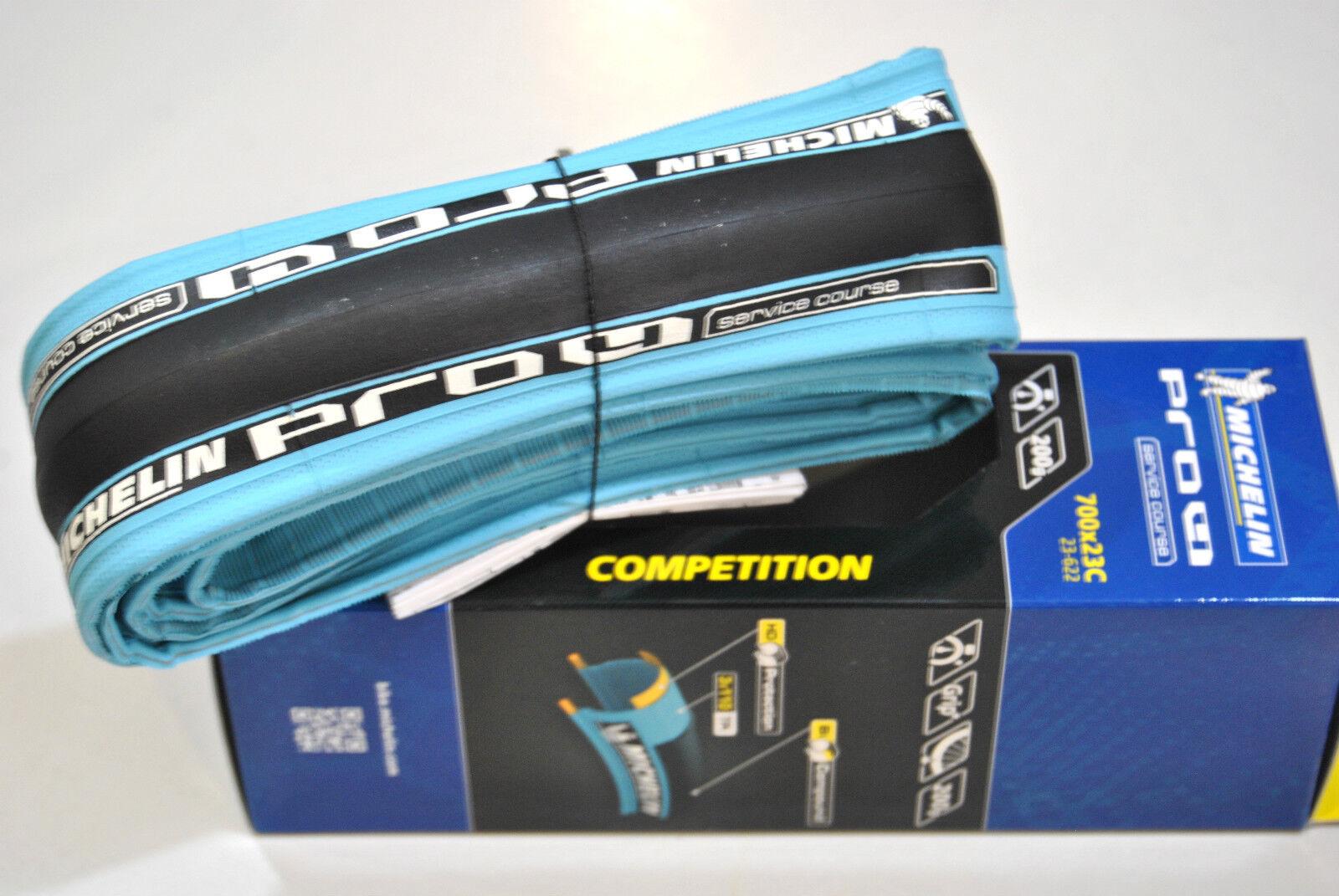 Copertoncino MICHELIN PRO4 V2 Digital blue 700x23c Pieghevole TIRES MICHELIN PRO4