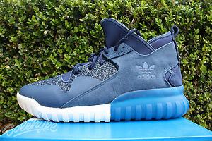 Adidas Tubular X Navy Blue