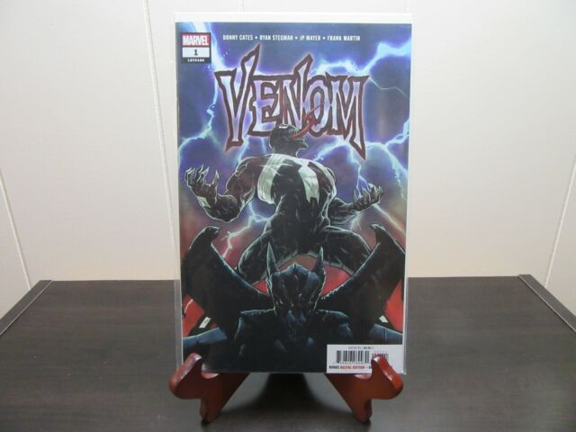 VENOM, VOL. 4 #1A 1st Knull Cover Appearance Donny Cates