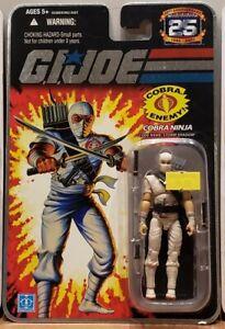 "G.I. Joe 25th Anniversary: Cobra Ninja - Storm Shadow 3.75"" Figure"