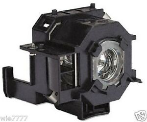 For EPSON Powerlite 6110i Projector Lamp with OEM Original Ushio NSH bulb inside